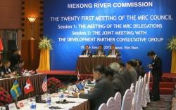 Tín hiệu mới từ Ủy hội sông Mekong