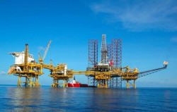 Sản lượng khai thác dầu thô của PVN bắt đầu giảm