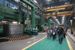 Sinh viên VN thực tập sản xuất tại Nhà máy ĐHN Rostov