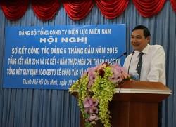 EVN SPC: Chú trọng nâng cao chất lượng đảng viên