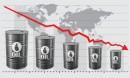 Giá dầu lại giảm do lo ngại thừa cung