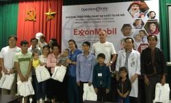 ExxonMobil tài trợ 80 nghìn USD chăm sóc sức khỏe nhi khoa Việt Nam