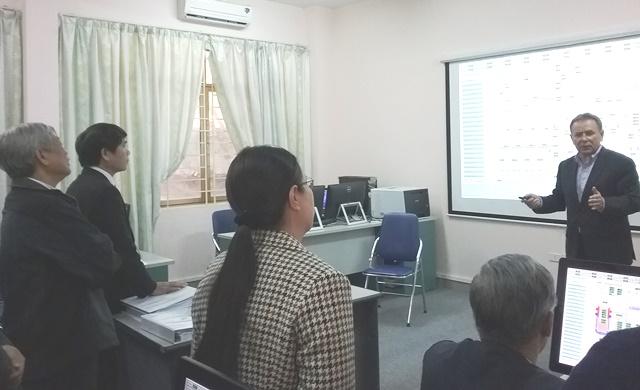 Việt Nam nhận hệ thống mô phỏng lò phản ứng VVER-1200