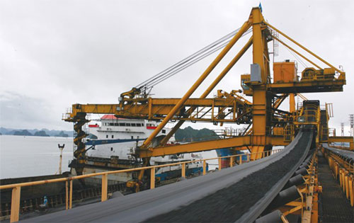 Vinacomin produces 6.4 million tons of coal in the first 2 months of 2015