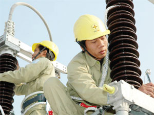 EVN implements energy-saving solutions