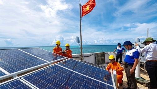EVNSPC to build solar power plant in Con Dao