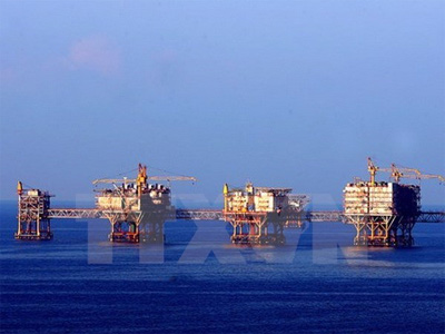 Vietsovpetro taps 33.6 million tonnes of oil in five years