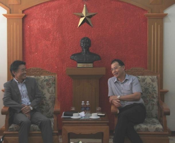 Cooperation between Vinacomin and Marubeni on coal import for Vietnam market