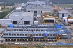 Doosan Vina xuất 3.500 tấn thiết bị khử mặn sang Ả Rập Xê Út