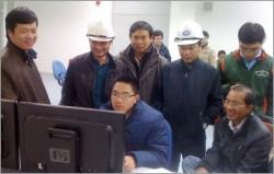 Đóng điện ngược thành công dự án nhiệt điện Vũng Áng 1