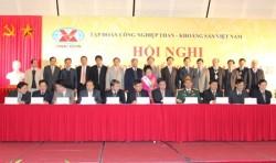 Ngành Than Việt Nam tổng kết năm 2012 và triển khai nhiệm vụ năm 2013