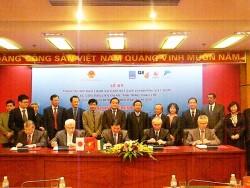 Ký kết các văn bản liên quan Dự án Liên hợp Lọc hóa dầu Nghi Sơn