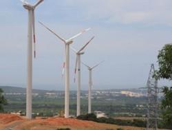 Thay chủ đầu tư dự án Nhà máy điện gió sử dụng vốn của Đan Mạch