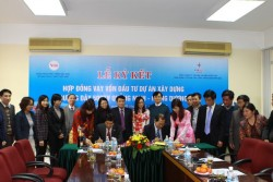 Ký hợp đồng tín dụng dự án đường dây 500 kV Quảng Ninh - Mông Dương