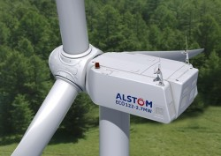 Alstom giành được hợp đồng lắp đặt tua bin gió tại Nhật Bản