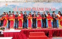 Khánh thành dự án đưa điện  lưới ra huyện Vân Đồn