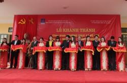 Khánh thành trường học do PVEP tài trợ tại Thái Bình