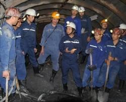 Mỏ hầm lò II-TKV: Khẳng định thương hiệu trong đào lò