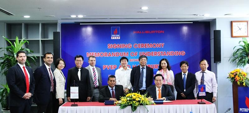 PVEP ứng dụng công nghệ mới trong hoạt động dầu khí 1