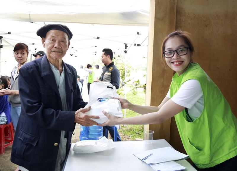 Doosan Vina khởi động chương trình từ thiện thường niên 4