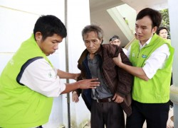 Doosan Vina khởi động chương trình từ thiện thường niên