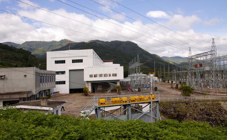 Thủy điện Đa Nhim đạt hệ số sử dụng trên 100% 1