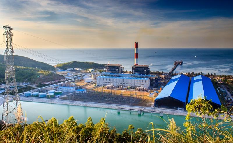Nhiệt điện Vũng Áng 1: Sản xuất gắn với bảo vệ môi trường 1