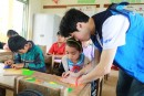 Doosan Vina performs social programs in Quang Ngai province