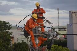 PC Bình Định đảm bảo cung cấp điện an toàn, ổn định