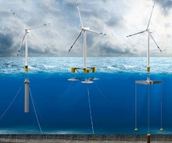 Khởi động dự án điện gió Kê Gà