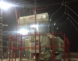 Đóng điện Trạm biến áp 220 kV Nông Cống