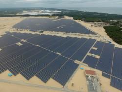 GEG phê duyệt đầu tư dự án điện mặt trời TTC Đức Huệ 2
