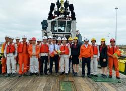 Lọc dầu Dung Quất nhập chuyến dầu thô thứ 800