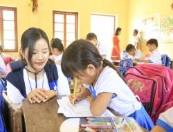 Doosan Vina khởi động chương trình từ thiện giáo dục thường niên