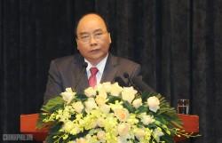 Thủ tướng dự Hội nghị tổng kết của ngành Dầu khí Việt Nam