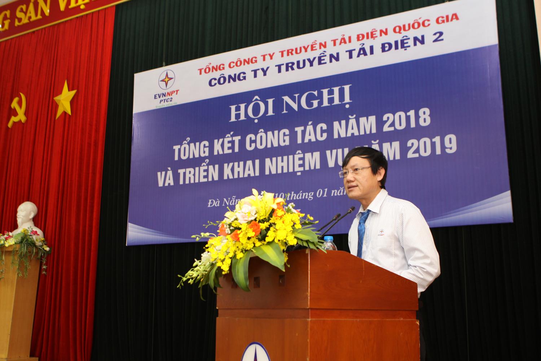PTC2 tổng kết công tác năm 2018 và triển khai nhiệm vụ 2019 2