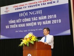 PTC2 tổng kết công tác năm 2018 và triển khai nhiệm vụ 2019