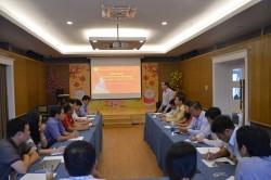Công đoàn PV Drilling tổ chức Hội nghị BCH mở rộng