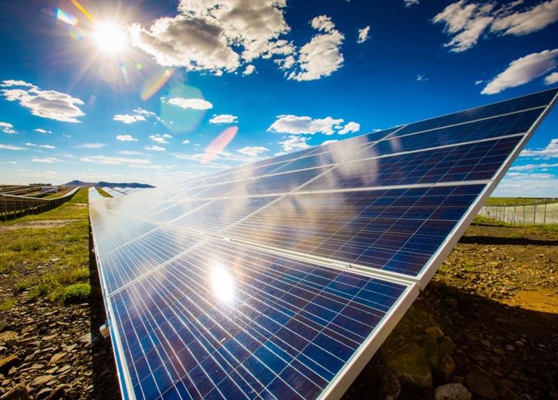 Khánh thành Nhà máy điện mặt trời BP Solar 1