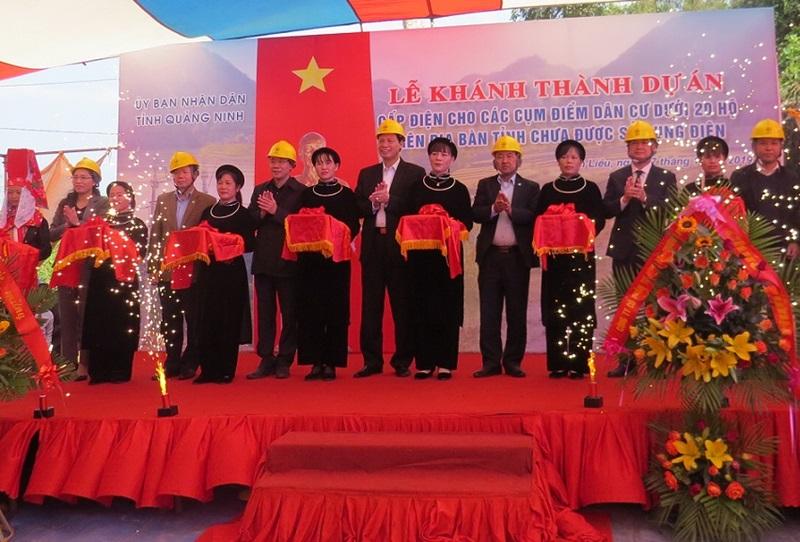 100% hộ dân ở Quảng Ninh có điện lưới quốc gia 1