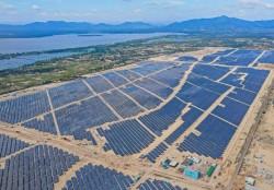 Nhà máy năng lượng mặt trời Phù Mỹ vận hành thương mại
