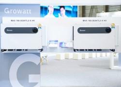 Growatt ra mắt sản phẩm biến tần mới cho dự án điện mặt trời quy mô lớn