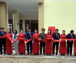 Khánh thành trường học bán trú tại Sơn La do PV GAS tài trợ