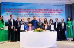 Ký hợp đồng tín dụng tài trợ dự án điện gió BT2