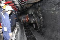 Than Núi Béo chuyển đổi thành công từ sản xuất lộ thiên sang hầm lò
