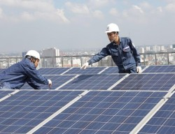 Giá mua điện mặt trời trên mái nhà năm 2021
