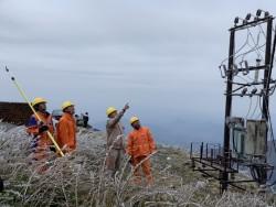 EVNNPC đảm bảo vận hành an toàn lưới điện trước thời tiết cực đoan