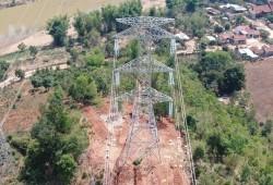 Họp kiểm điểm tiến độ đường dây 500 kV mạch 3