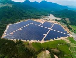 Khánh thành Nhà máy điện mặt trời Mỹ Hiệp