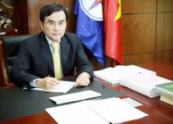 Chủ tịch EVN trả lời phỏng vấn chuyên gia Tạp chí Năng lượng Việt Nam